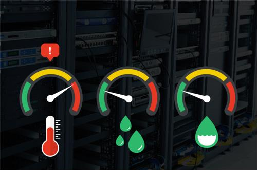 See it all with data center monitoring.