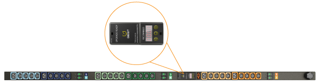 Metered Upgradeable PDU