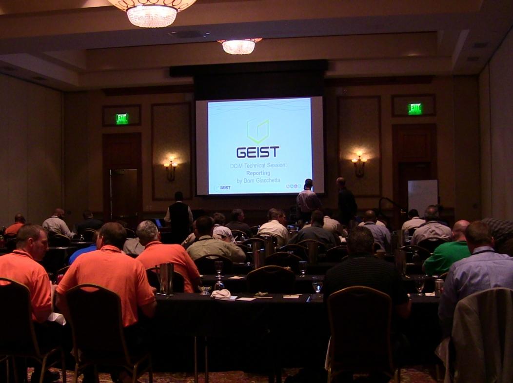Geist DCiM Symposium Presentation