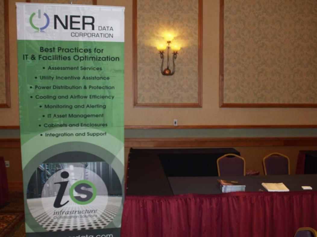 Symposium Sponsor: NER