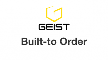 Geist PDUs- Built to Order