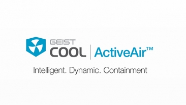 ActiveAir- Intelligent, Dynamic, Containment for Data Centers