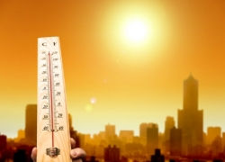 As the temperature starts climbing, so does the risk of overheating data centers.
