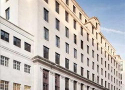 New Geist London office at Old Jewry