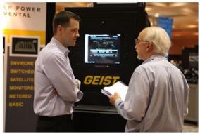 Geist DCiM Director of Sales at 2011 Uptime Institute