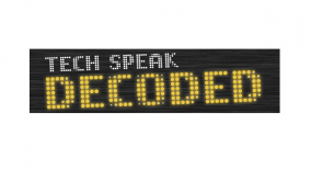 Tech Speak Decoded
