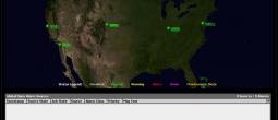 Hosting.com's national view via Environet DCiM