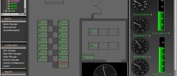 DCiM Racknet Screen Shot Facility View